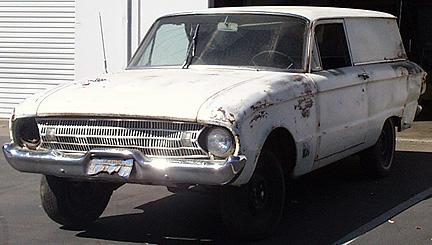 Bomb car der Autokauf in Australien